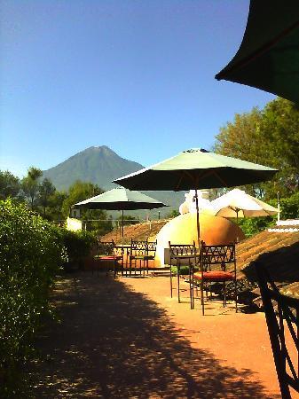 Hotel Casa La Capilla: terrace