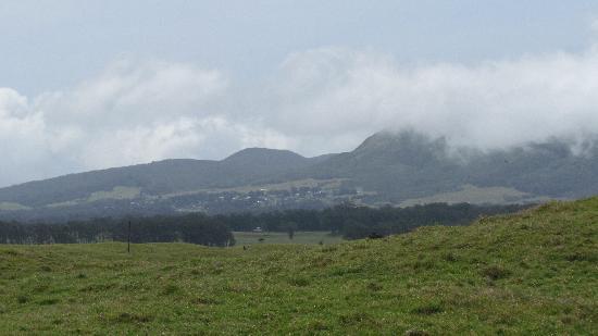 Dahana Ranch : view on the ride