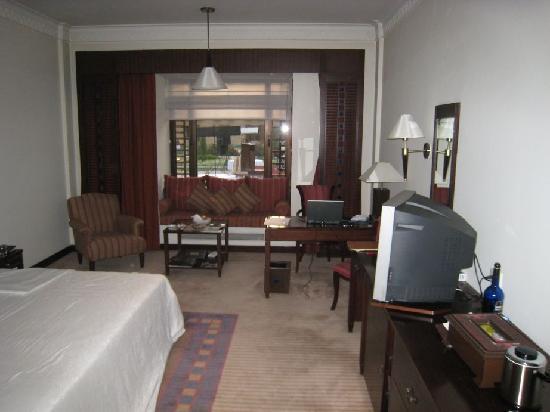 Kabul Serena Hotel: standard room