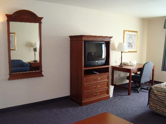 Budget Inn San Leandro: 1 King Bed/Suite
