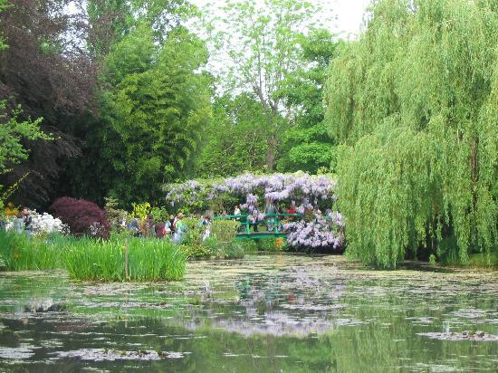 Giverny photos featured images of giverny eure for Jardines monet