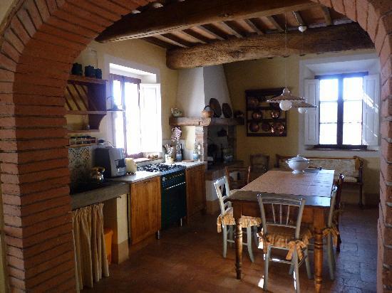 Borgo dei Cadolingi : une cuisine de caractère
