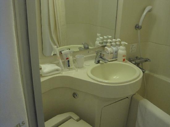Osaka Tokyu REI Hotel: 浴室