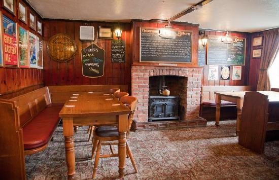 Winterton-on-Sea, UK: Our Main Bar