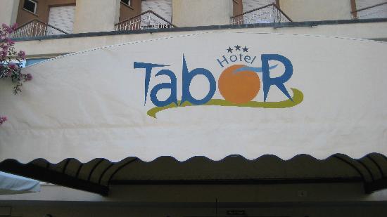 Hotel Tabor: Il logo