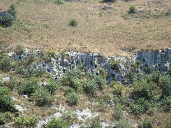 Necropoli di Pantalica: Pantalica