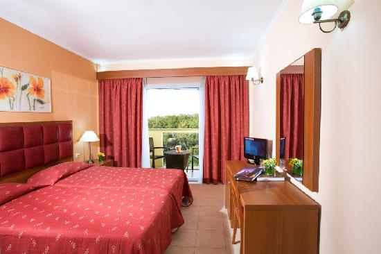 Kanoni, Greece: double room