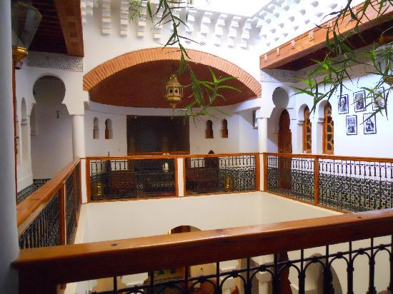 Riad Moulay: Il patio