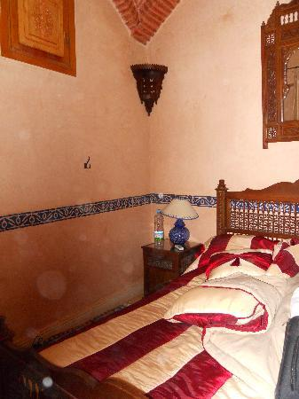 Riad Moulay: Suite Toubkal, camera