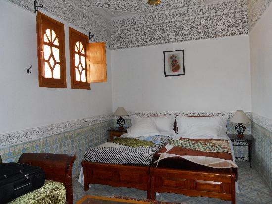 Riad Moulay: Suite Atlas, la camera