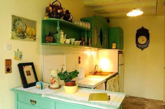 La Milaudiere: La cuisine exclusive des hôtes