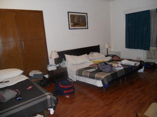 Yatri House: nuestra habitacion