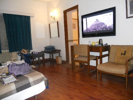 Yatri House: la misma habitacion...