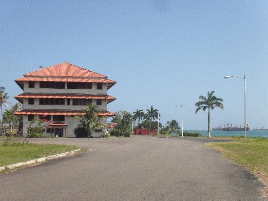 Ft Sherman Picture Of Isla Grande Colon Tripadvisor