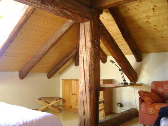 Hotel La Mirandola: la nostra camera