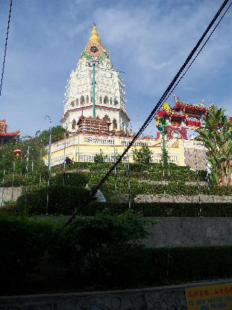 Пенанг, Малайзия: tempio