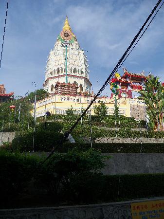 Penang, Malasia: tempio