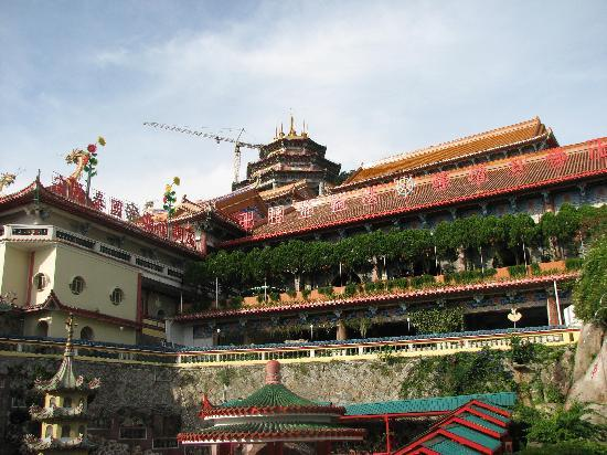 Penang, Maleisië: tempio