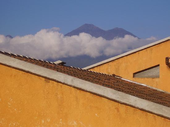 Chez Daniel: roofline and volcano