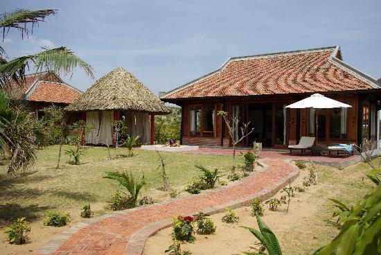 Full Moon Village : Our villa