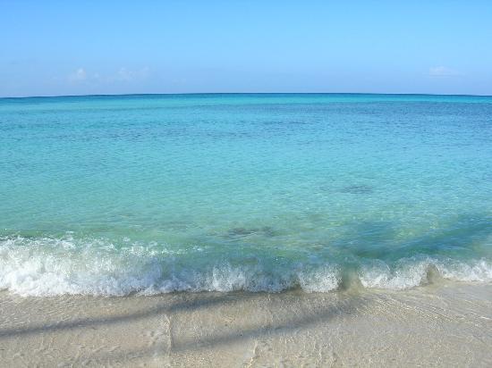 Cadaques Bayahibe : Il mare