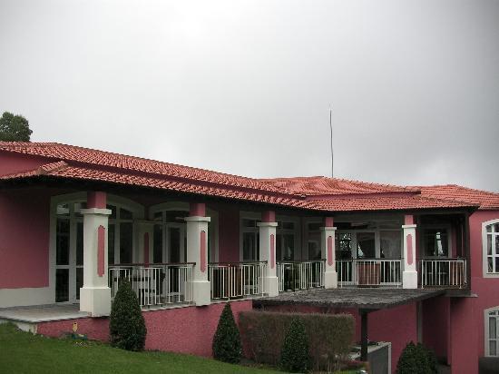 Santo António da Serra Machico, Portugal: le bâtiment