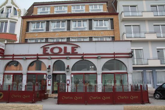 Eole Hotel : Hôtel EOLE