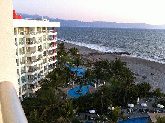 Sea Garden Nuevo Vallarta: beautiful ocean views
