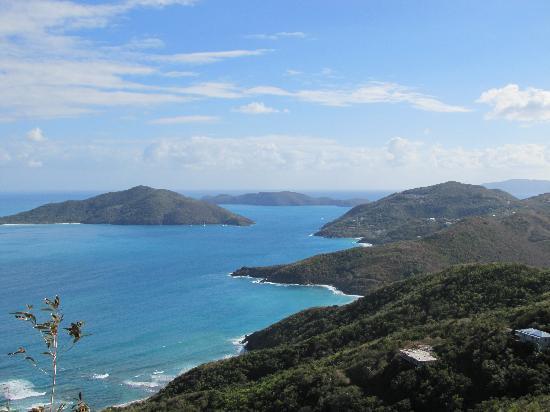 Tortola: Vue de la côte - 1