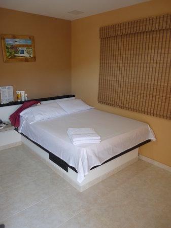 Hotel Casa D'mer Taganga: Bedroom