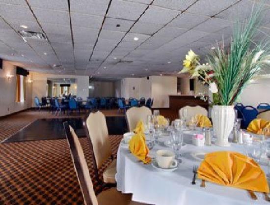 Days Inn Springfield/Phil. Intl Airport: Banquet Hall