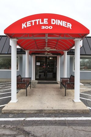 The Kettle Diner