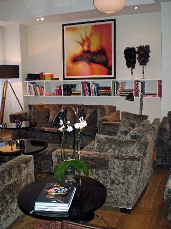 Avenue Hotel Copenhagen : Lounge