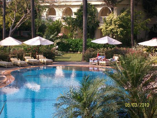 The Zuri White Sands Goa Resort & Casino: comfortable rooms