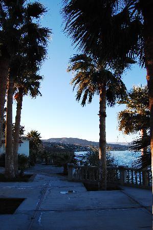 Hotel el Morro: la terrasse