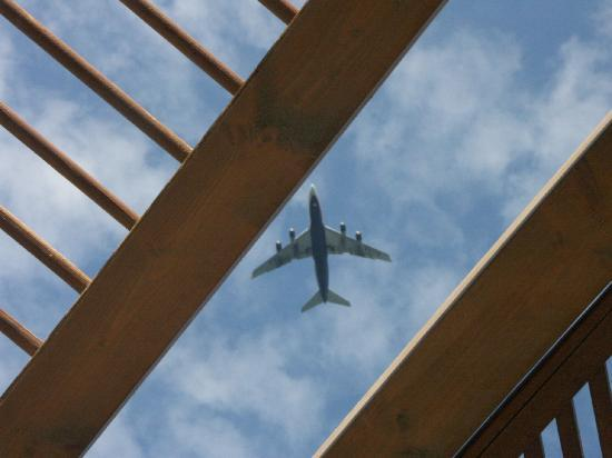 Amirandes, Grecotel Exclusive Resort: Fluglärm war nicht störend