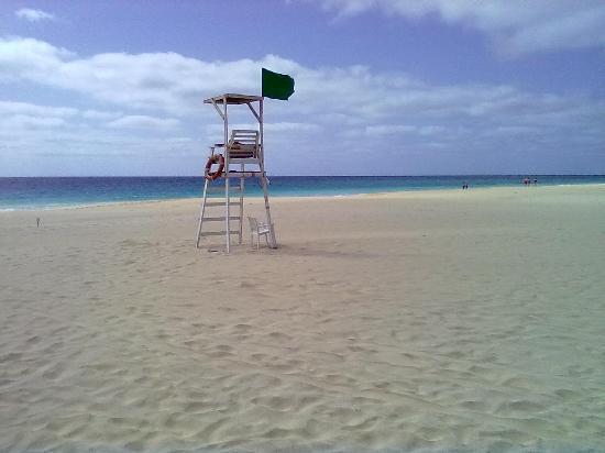 VOI Vila do Farol : la spiaggia del villaggio
