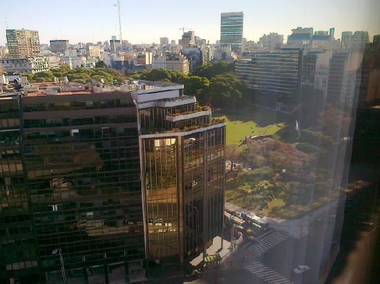 Park Tower, A Luxury Collection Hotel, Buenos Aires: Vue de la chambre