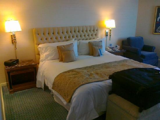 Park Tower, A Luxury Collection Hotel, Buenos Aires: La chambre