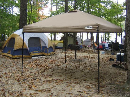 Newport News, VA: Campsite 172