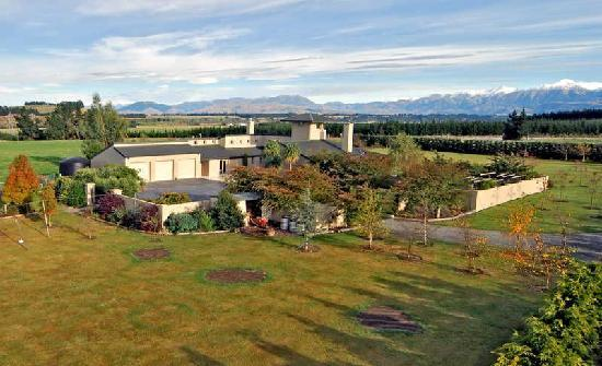 Waimakariri Lodge : Torleese Mountains