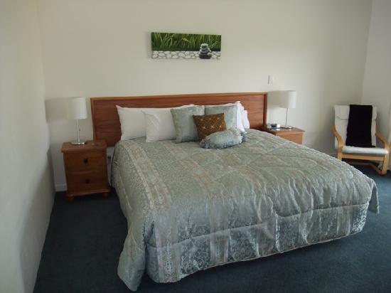 Waimakariri Lodge : Torlesse Room