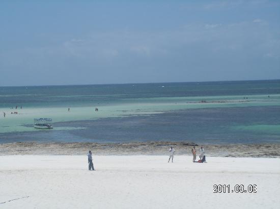 Garoda Resort: l'oceano indiano
