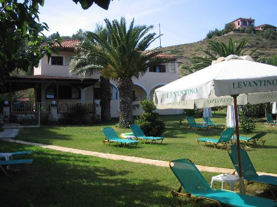 Levantino Studios & Apartments: levantino garden