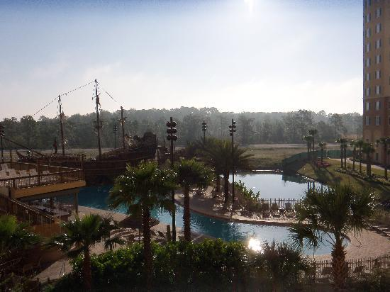 Lake Buena Vista Resort Village & Spa: balcony view