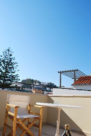 Angelica Hotel: balcony