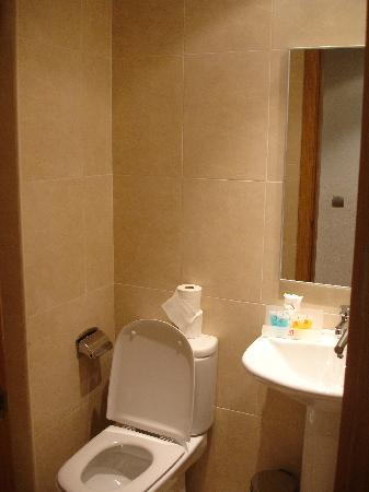 Suites Kris Aeropuerto: Baño1