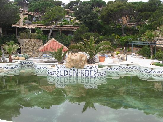 Hotel Eden Roc : Vue