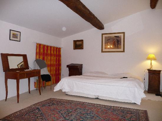 Domaine de Maran : Dormitorio