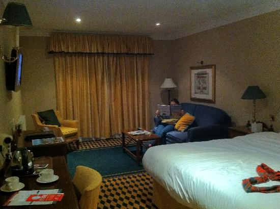Huntingtower Hotel: Lovely room